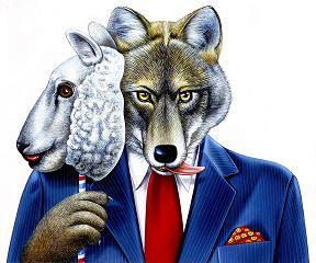 Lobos roubadores (Mateus 7:15)
